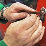 Composite Door Lock Problems in Edgeley